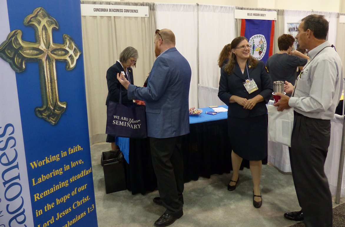 CDC Booth LCMS Convention